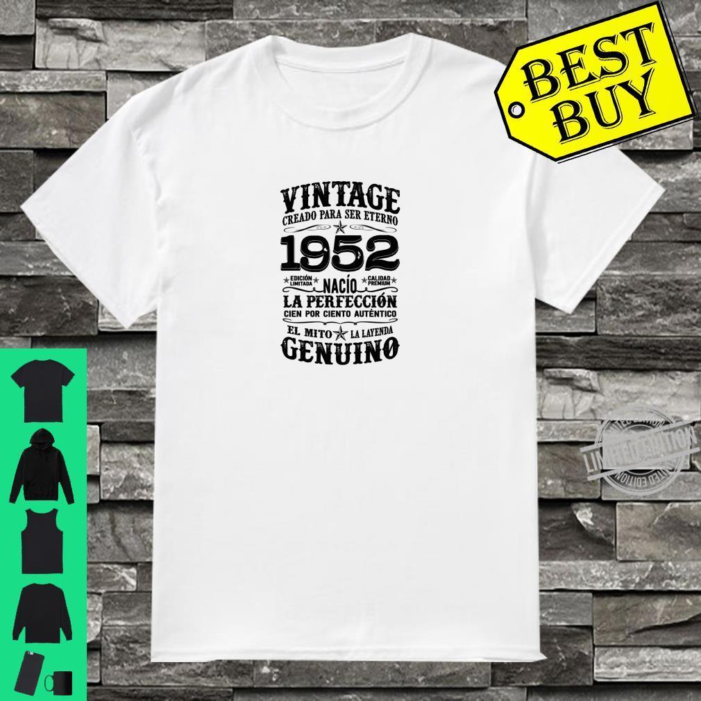 68th Birthday in Spanish, Regalo cumpleanos 68 Shirt