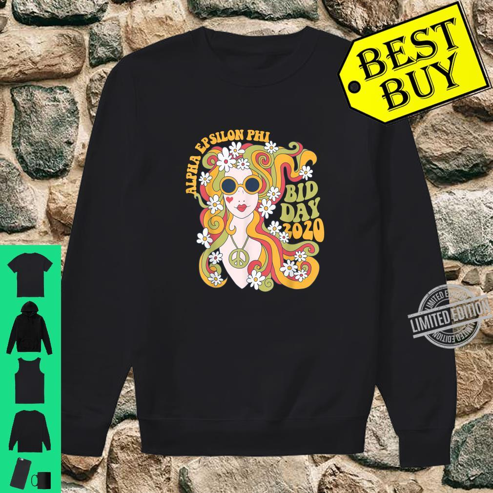 AlphaEpsilonPhi Sorority BID Day 2020 Sisterhood Greek Shirt sweater