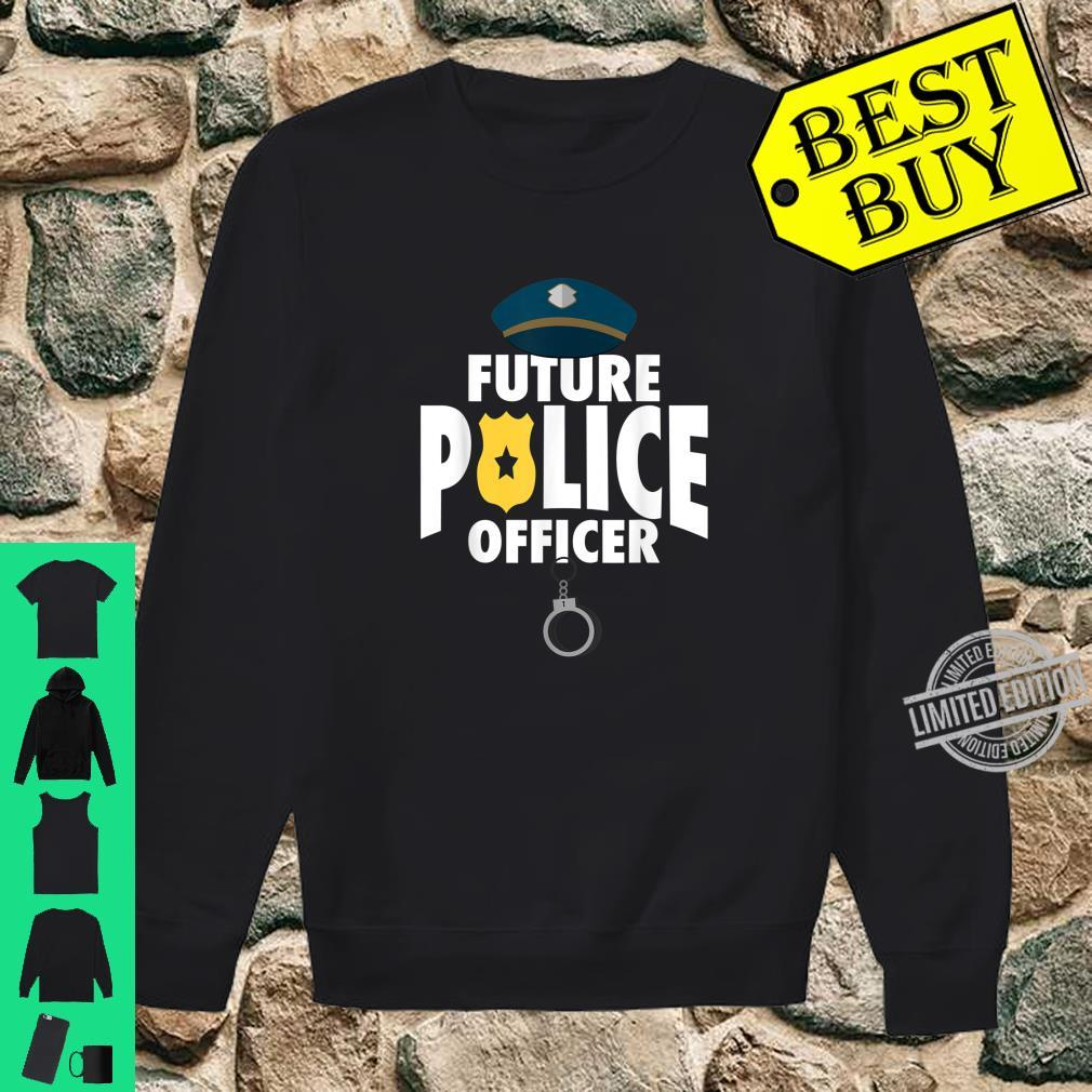Cute Future Police Cool Present And Shirt sweater