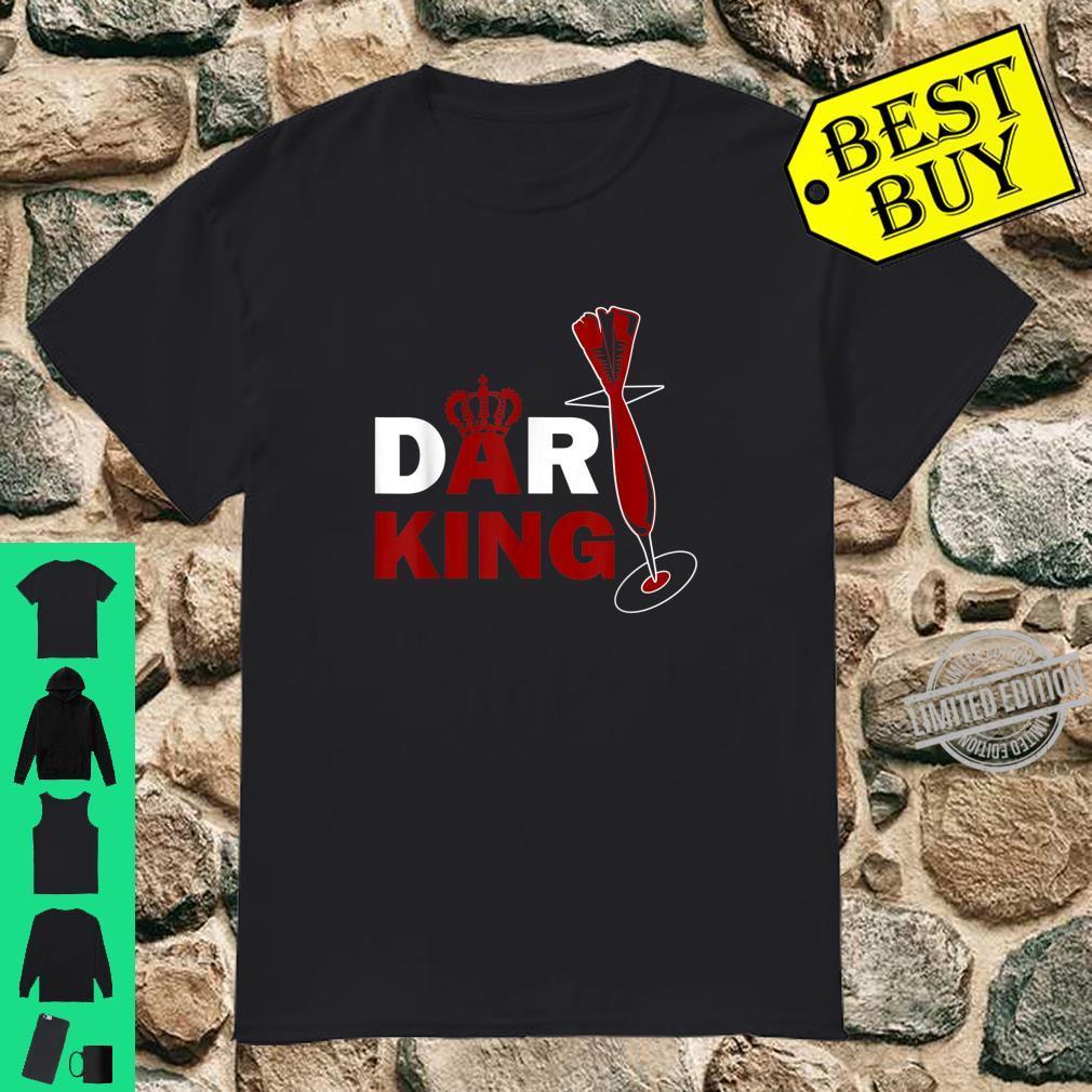 Dart Player I Dartboard Darting Darty Hard Shirt