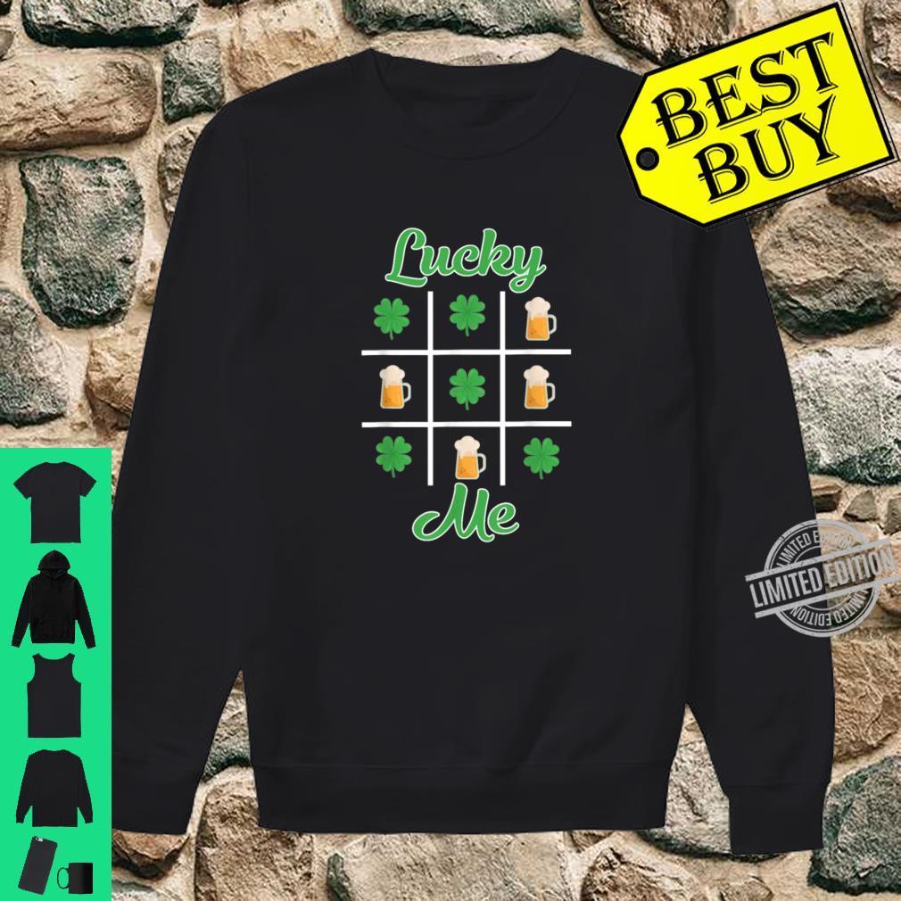 Funny Irish Lucky Beer Drinking St. Patricks Day Shirt sweater
