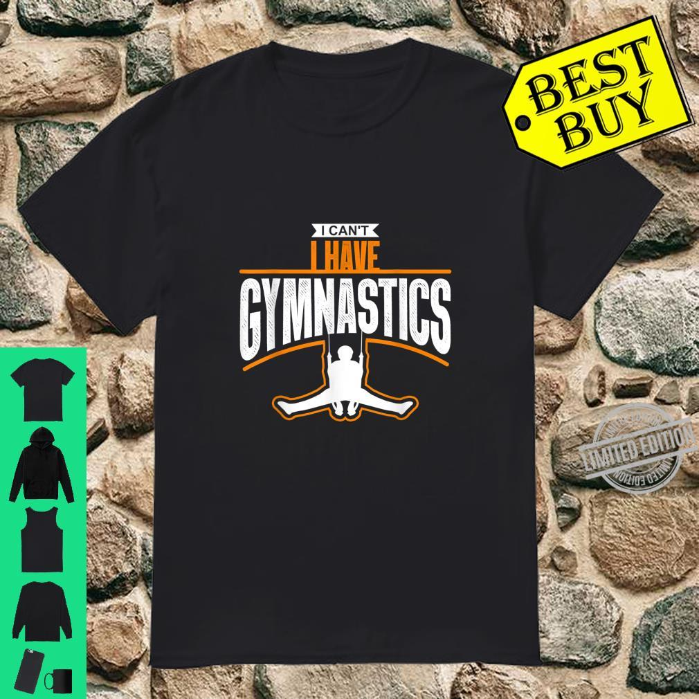 Gymnast Idea Sport Athlete Gymnastics Shirt