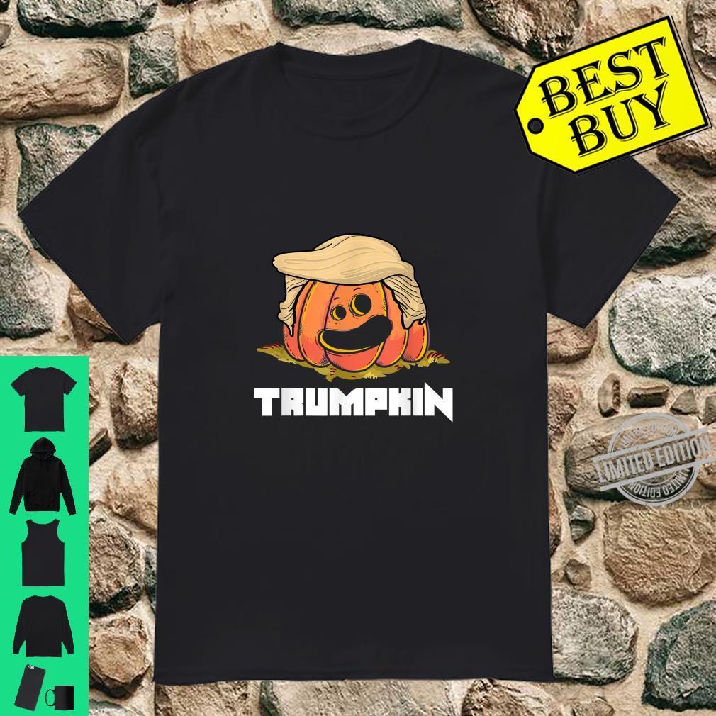 Halloween Party Design for a Trump Fan Shirt