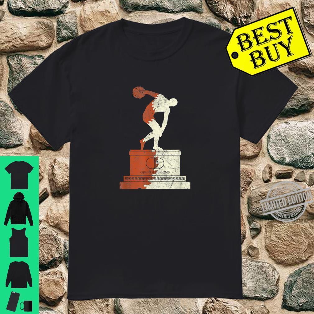 Handwerker Schreiner Zimmerer Tischler Motiv Geschenk Idee Shirt