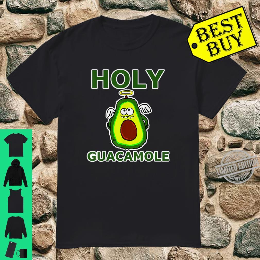 Holy Guacamole Shirt Avocado Shirt Vegan Shirt Avocado Shirt