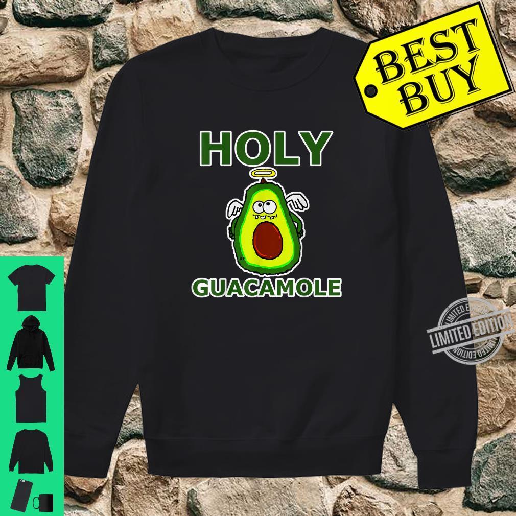 Holy Guacamole Shirt Avocado Shirt Vegan Shirt Avocado Shirt sweater