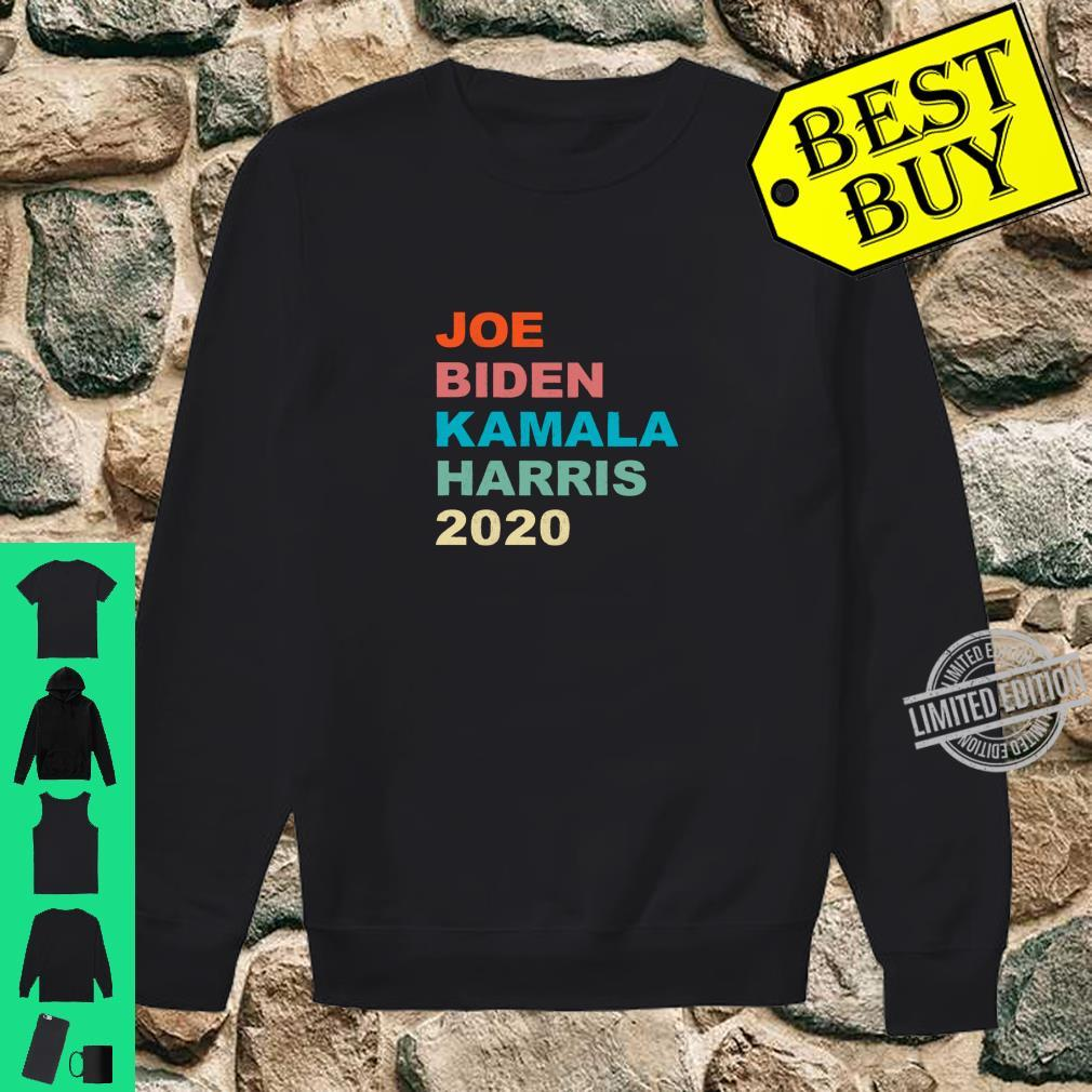 Joe Biden Kamala Harris 2020 Vintage Retro Shirt sweater