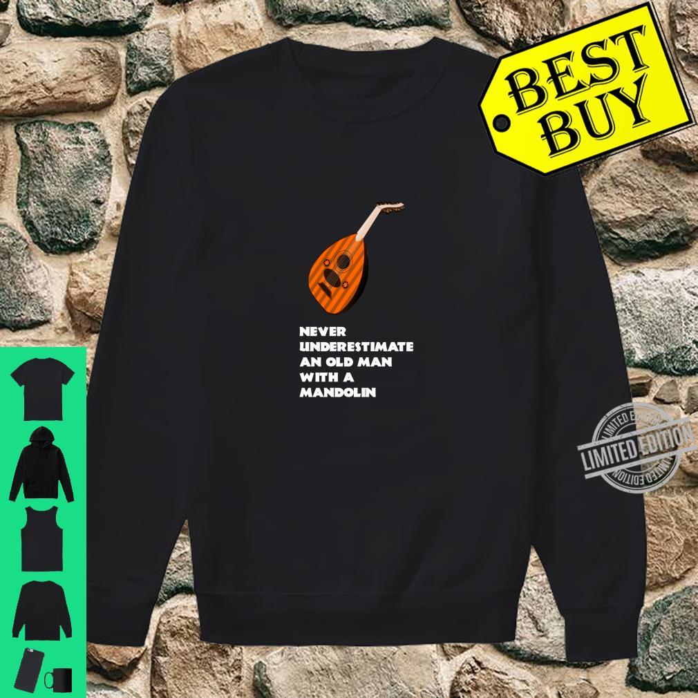 Mandolin Musical Instrument Musics Quote Shirt sweater