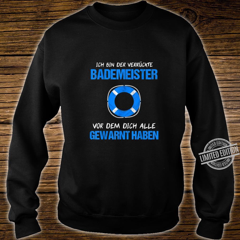 Men's bathing master outfit swimming pool swimming Shirt sweater