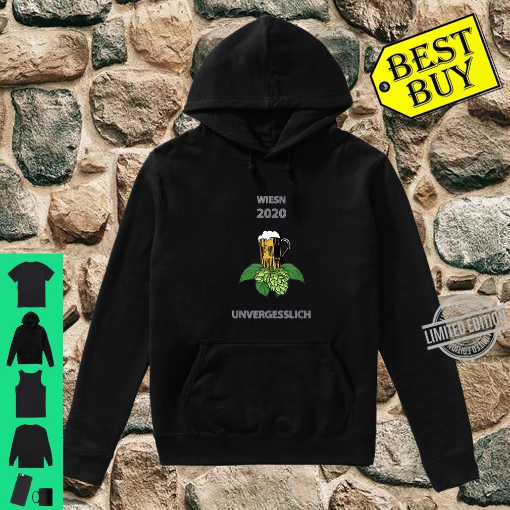 Oktoberfest Wiesn 2020 Ironie Witz Scherz Spruch lustig Shirt hoodie