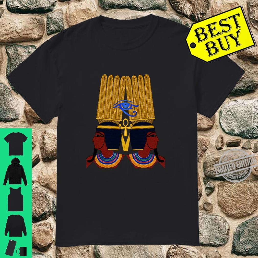 Shu Egyptian God of Peace Shirt