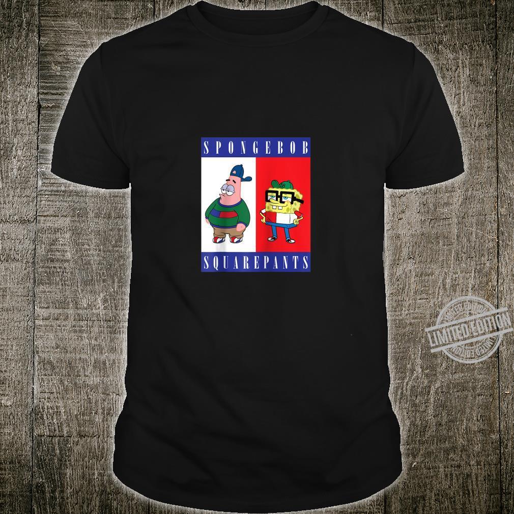 Spongebob Tommy Inspired Streetwear Shirt