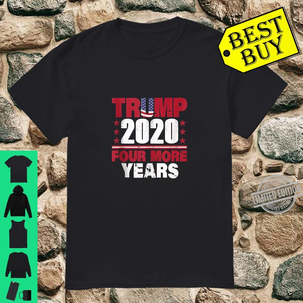 Trump 2020 Four More Years State of the Union Pro Trump Shirt